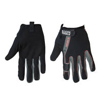 Klein Tools 40231 Journeyman High Dexterity Touchscreen Gloves, Size Extra-large