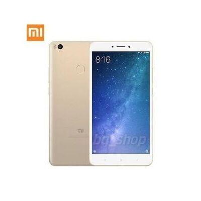 "Xiaomi MI Max 2 Gold Dual Sim 4GB RAM 6.44"" 12MP Android Phone By FedEx"