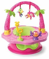Baby Infant 3-stage Super Seat Deluxe Positioner Activity Play Toys - No Tax on Sale