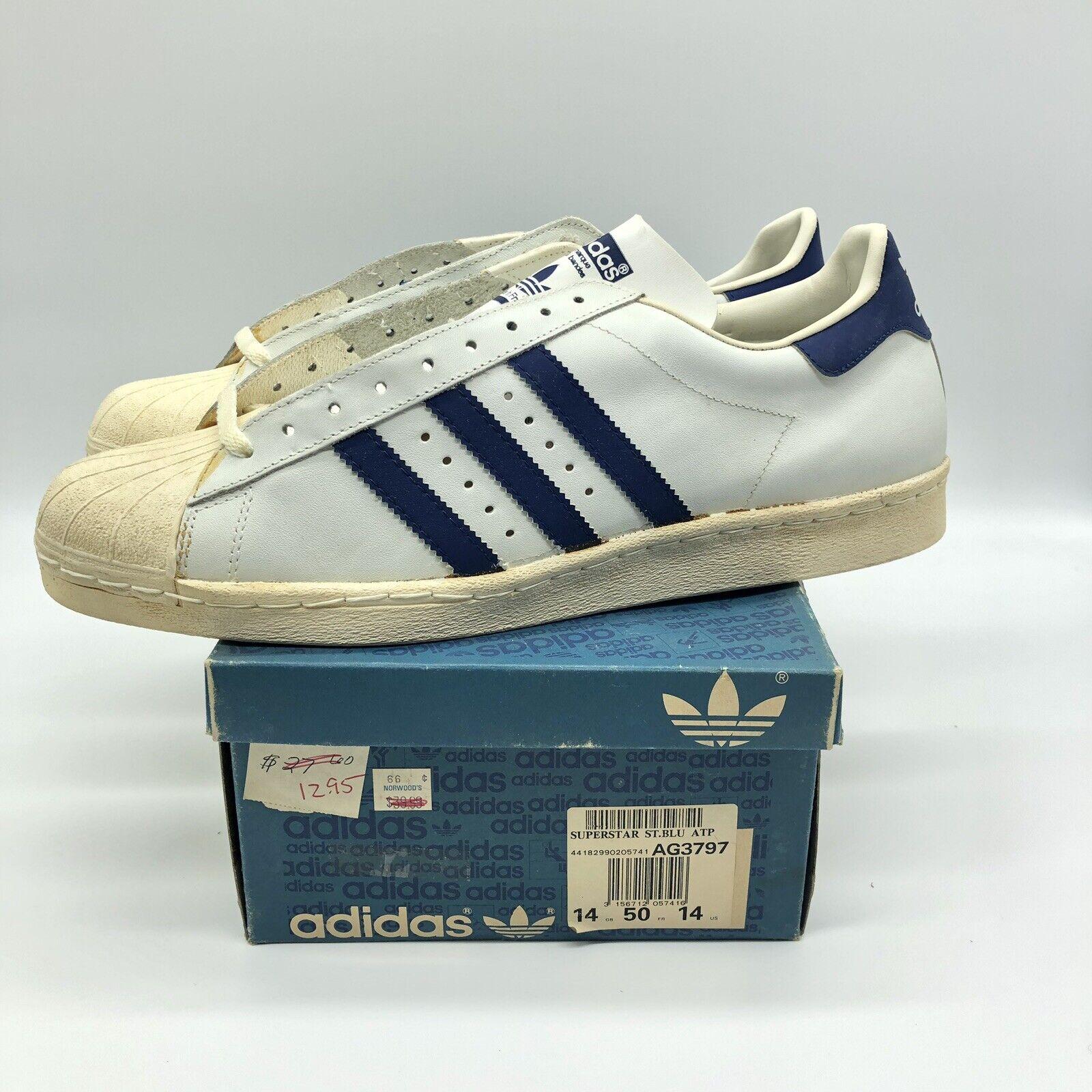 VERY RARE The Original Adidas Superstar