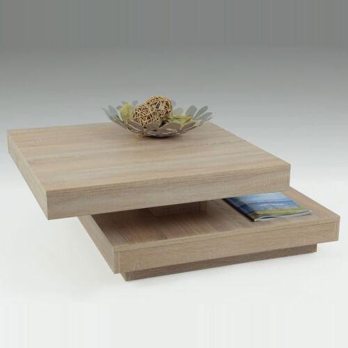 Table basse Juan 63 sonoma chêne réplique table d/'appoint table salon table
