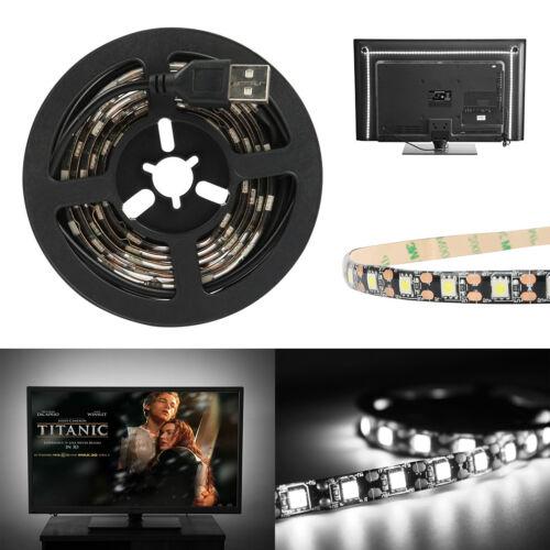 5050 RGB LED Stripe USB Bluetooth Kontroller TV Hintergrund-Beleuchtung Licht 5V