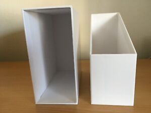 WHITE-EMPTY-BOX-FOR-JAPAN-8-to-14-MINI-LP-CDs