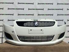 SUZUKI Swift 2010 - 2014 paraurti anteriore in bianco completa [J12]