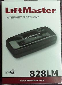 LiftMaster Internet Gateway user s guide - Garaga