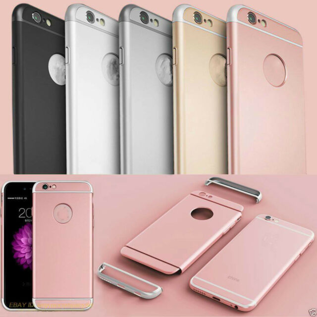Luxury Ultra-thin Shockproof Armor Back Case Cover For iPhone X 8 5 6s 7 Plus