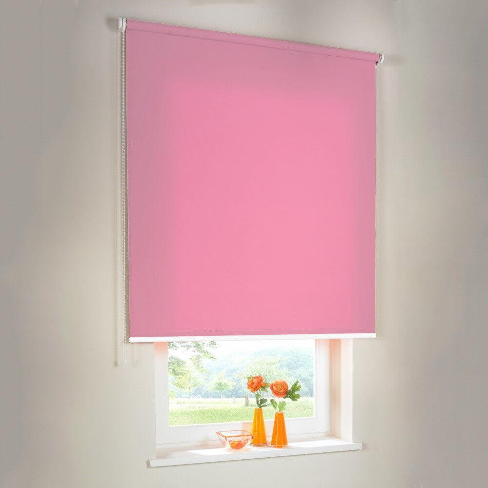 AVVOLGIBILE SERRANDA ROLLO prossoezione visiva-altezza 120 cm rosa rosa rosa a6eb75