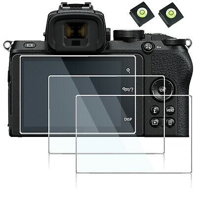 Screen Protector Compatible for Nikon Z 5 Z5 not z50 Camera,debous Anti-scratch Tempered Glass Hard Protective Film Cover ,Hot Show Level Cover 2pcak 4pack