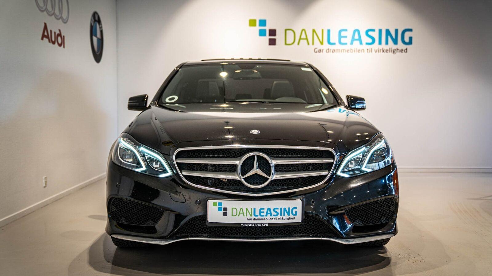 Mercedes E350 3,0 BlueTEC Avantgarde aut. 4d - 2.600 kr.