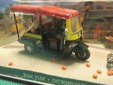JAMES BOND CARS COLLECTION 029 TUK TUK OCTOPUSSY
