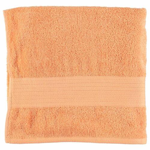 Lin et dentelle Unisexe Plain Dye Serviette en Coton