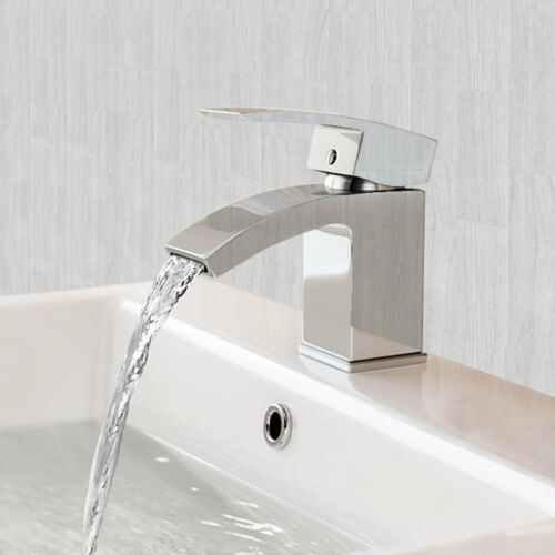 Modern Bath Mixer Basin Sink// Filler// Shower Handheld Taps Set Bathroom Deck Tap
