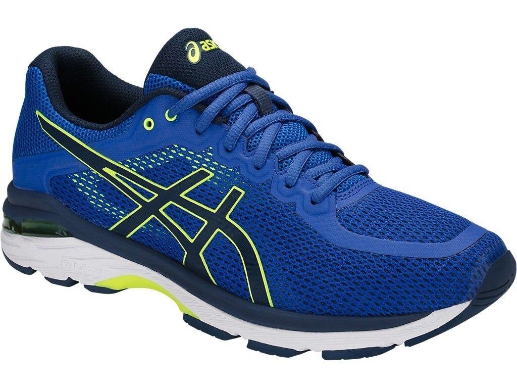 Men's Asics Gel-Pursue 4 Running shoes shoes shoes - bluee Yellow - NIB  c62833