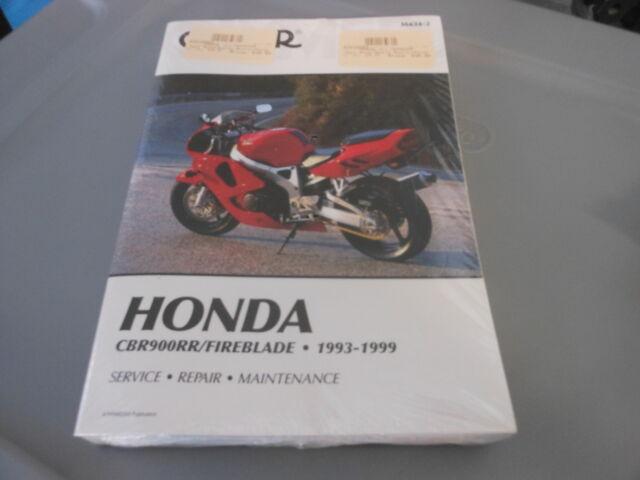 New Clymer Honda 1993