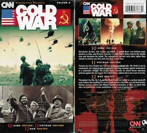CNN Prespectives Presents Cold War Vol 4 Episodes 10 & 11