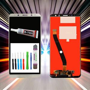 MS Weiß Display pass tFür Huawei Nova 2i RNE-L02 RNE-L22 LCD Touch +TOOL+Kleber