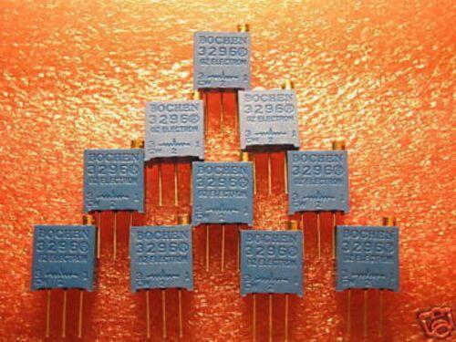 50X 0-5K ohm Variable resistor 3296 potentiometer