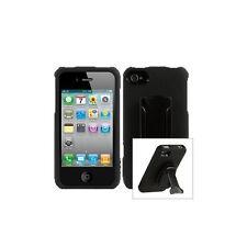 New Verizon AT&T Apple iPhone 4, 4S Snap-on Flex Case w/ Kickstand by Body Glove