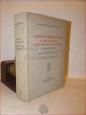 DIRITTO - Macciotta e Vittorelli, COMMENTO TESTO LEGGE COMUNALE PROVINCIALE 1940