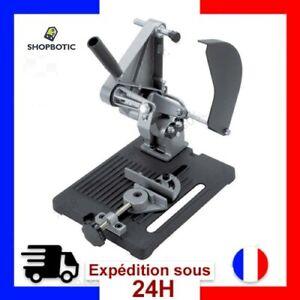 Support De tronçonnage Pour Meuleuse Angle e Une Main Diametre 115/125 mm Outil
