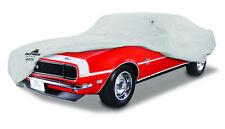 1967-1968 Chevrolet Camaro Custom Fit Grey Soft Cotton Plushweave Car Cover: NEW