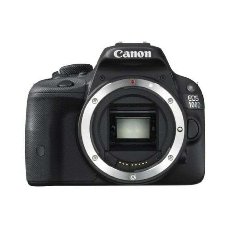 Canon EOS 100D Camera with  EF-S 18-55mm F3.5-5.6 III Lens (Trade ins Welcome - 021 945 1606)