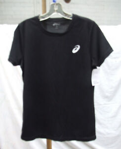 Oasis-BNWT-Great-Black-Round-Neck-Short-Sleeve-T-Shirt-Top-TK-Maxx-Size-S