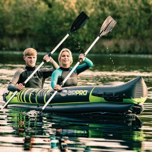 Clever AIRPRO x2-2 Person Inflatable Kayak