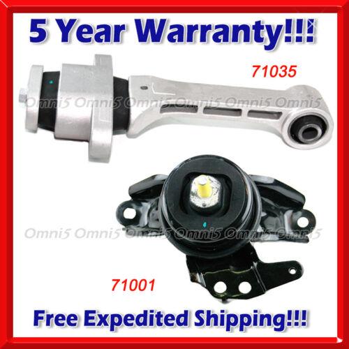 M262 Fits 11-15 Hyundai Sonata// Kia Optima 2.0L 2.4L Frt RT Motor /& Torque Mount