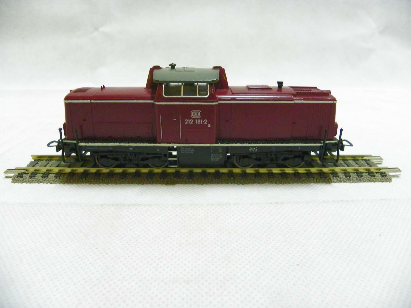 descuento de ventas Locomotora Diesel Fleischmann 4230 DB Br Br Br 212 181-2 Caja Original  ahorra hasta un 80%