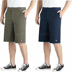Dickies Shorts 13 Quot Relaxed Fit Cell Pocket Cotton Work