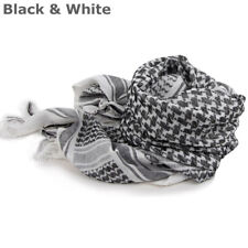Details about  /Outdoor Tactical Military Cotton Arab Scarf Turban Palestine Wrap Scarf Shawl