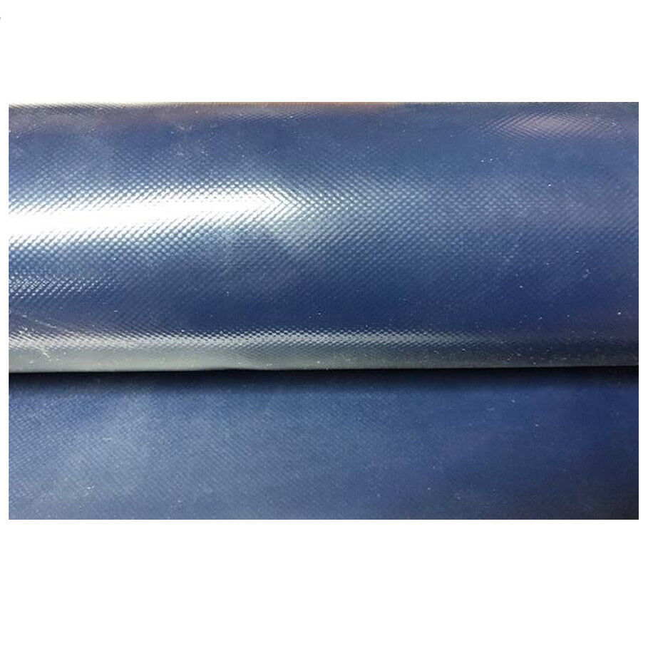 bluee PVC Inflatable Repair Patch Fabric 100x75cm Spare Part