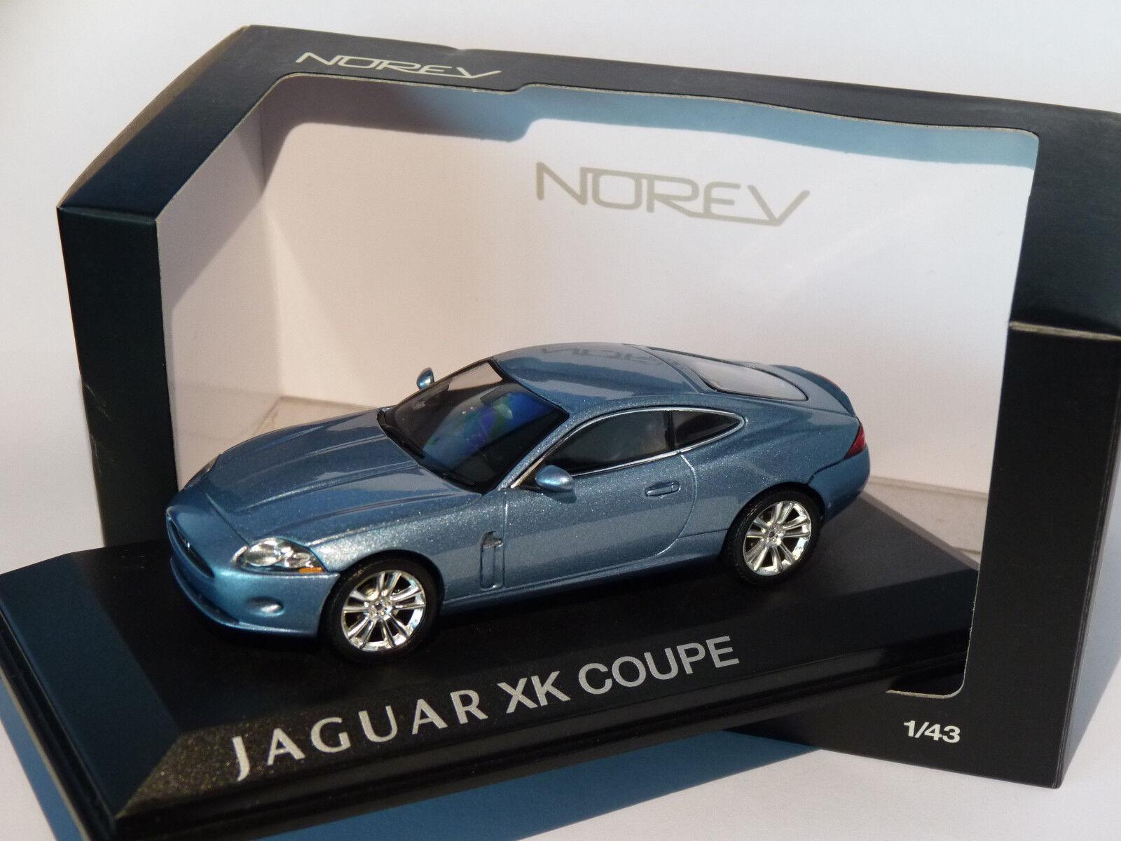 Jaguar XK coupé  au 1 43 de NOREV