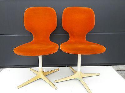 1 x stuhl bauhaus im eames retro Fritz Hansen Arne Jacobsen Design