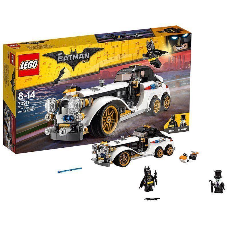 LEGO 70911 THE BATMAN MOVIE The Penguin TM Arctic Roller