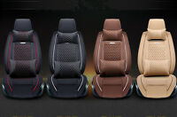Universal Car Seat Covers Cushions Set For All 5 Seat Car Washable Airbag Safe