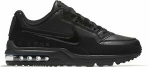 Details zu Nike Herren Freizeiit Trend Schuhe Sneaker NIKE Air Max LTD 3 schwarz 687977 02