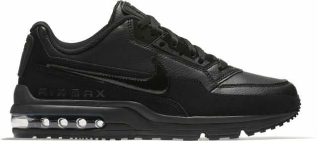 6c48891524597 Nike Herren-Freizeiit-Trend-Schuhe Trainers Nike Air Max Ltd 3 Black 687977