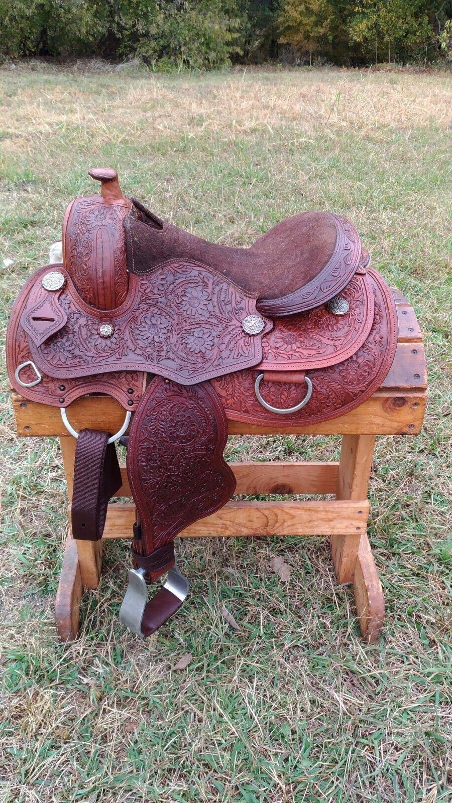 15  Liger Reining Trail Saddle  - Reiner  fashion