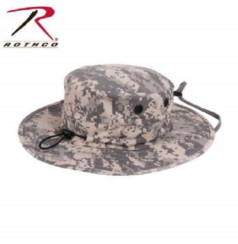 Rothco Military Type Tactical Adjustable Boonie Hat Cap One size fits all New