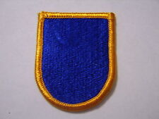 82nd AVIATION HEADQUARTERS COMPANY BERET FLASH:K7