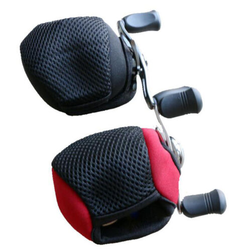 1x Fishing Reel Baitcasting Spinning Reel Bag Protective Case Cover Pouch Hol/_ws