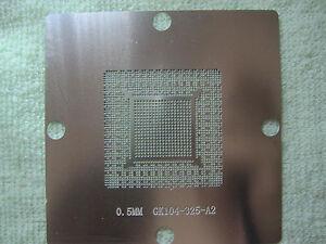 8x8 ATI 1100 216MCA4ALA11FG 1150 RS485M 216MSA4ALA11FG 216MSA4ALA12FG Stencil