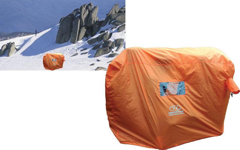 Mountain Leader 2-3 2-3 2-3 MAN Bothy BORSA Kisu SOPRAVVIVENZA Rifugio COVER Tarp 4d632c
