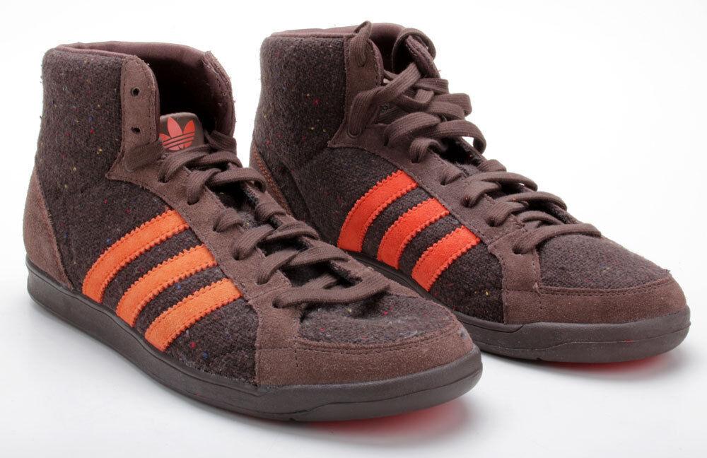 Adidas Schuhe MID Adi Hoop MID Schuhe W G19878 Espres/Farbea/Espres 50c1dd
