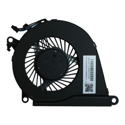 HP Omen 15-ax211ng 15-ax211no 15-ax211TX 15-ax212nf Compatible Laptop Fan