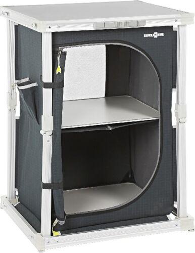 Camping Brunner auvent réserve armoire pliante armoire placard azabache Daily MP