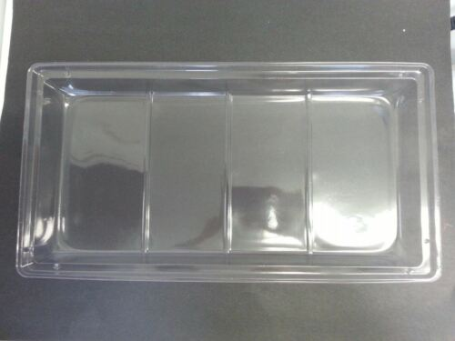 Humidity Domes 10 PACK Set of Trays 1206 inserts Seed Starting Kit lids