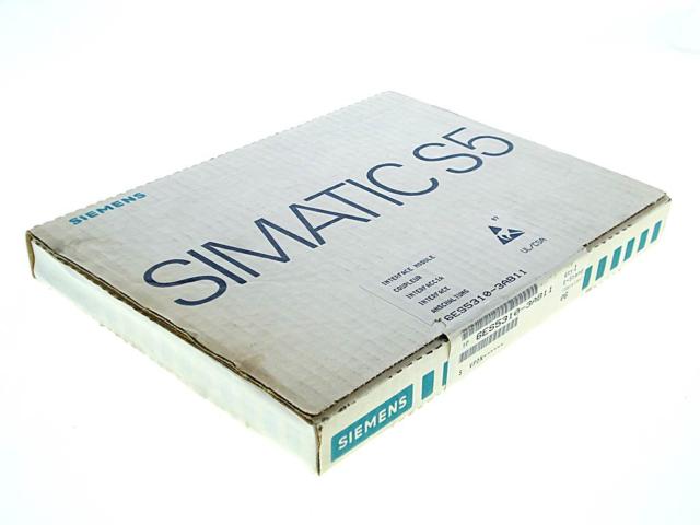 NEU-OVP Siemens 6ES5310-3AB11 Interface Modul Anschaltung 6ES5 310-3AB11 E:06